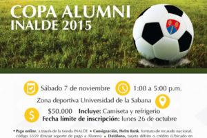 Inalde - Inalde Copa-Alumni-2015
