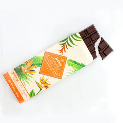 Jelina Premium Dark Coconut and Pineapple 80g peq